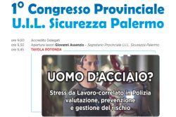 Uil Sicurezza Palermo, via al Primo congresso provinciale