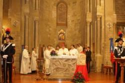 Alla Chiesa della Magione celebrata la Virgo Fidelis protettrice dell'Arma dei Carabinieri Sicilia