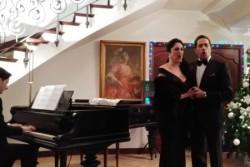 Intenso ed emozionante Concerto di Natale al Circolo Artistico di Palermo