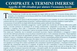 """""""Comprate a Termini Imerese"""". Appello di 100 cittadini per aiutare l'economia locale"""