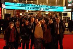 """""""La Carovana dei Sogni"""" compagnia di teatro e canto di ragazzi diversamente abili e normodotati da Bagheria vola a Sanremo"""