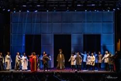 Terrasini (PA) In un anfiteatro colmo di pubblico è stata rappresentata la Turandot, opera incompiuta di Giacomo Puccini. Sotto il cielo stellato si è esibito un cast di alto livello professionale. Natasa Kàtai, soprano nel ruolo di Turandot, ha interpretato il suo personaggio con estremo rigore della sua parte, donna fredda, algida, glaciale, crudele e […]