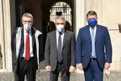 16 ottobre a Roma Cgil, Cisl, Uil organizzano manifestazione nazionale antifascista per la democrazia