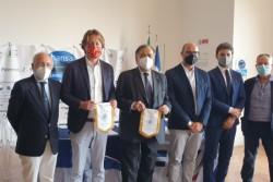 [Comune Palermo] Campionato mondiale HANSA – Dichiarazioni del sindaco e dell'assessore allo Sport